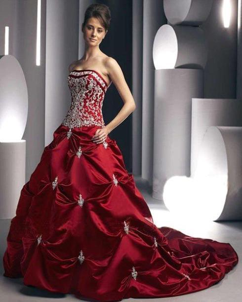 Bridal Dress Pic